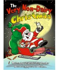 Very Non-Dairy Christmas Children's Book